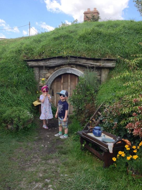 Dem hobbits!