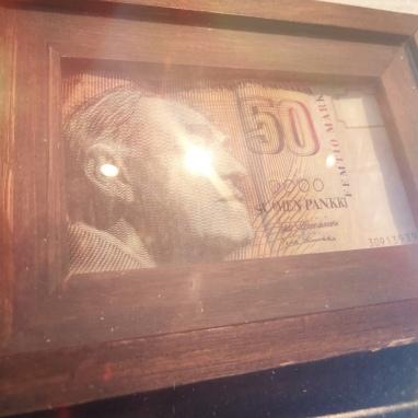A bill.