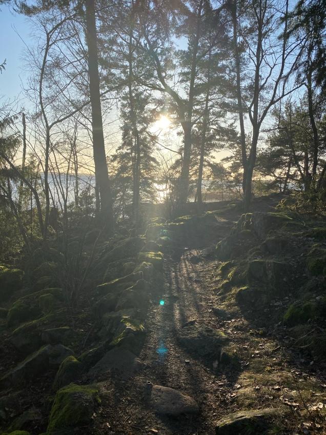 Åbo on monday